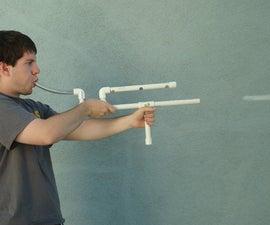 Humans vs Zombies Marshmallow Gun