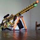 Knex LR Rifle