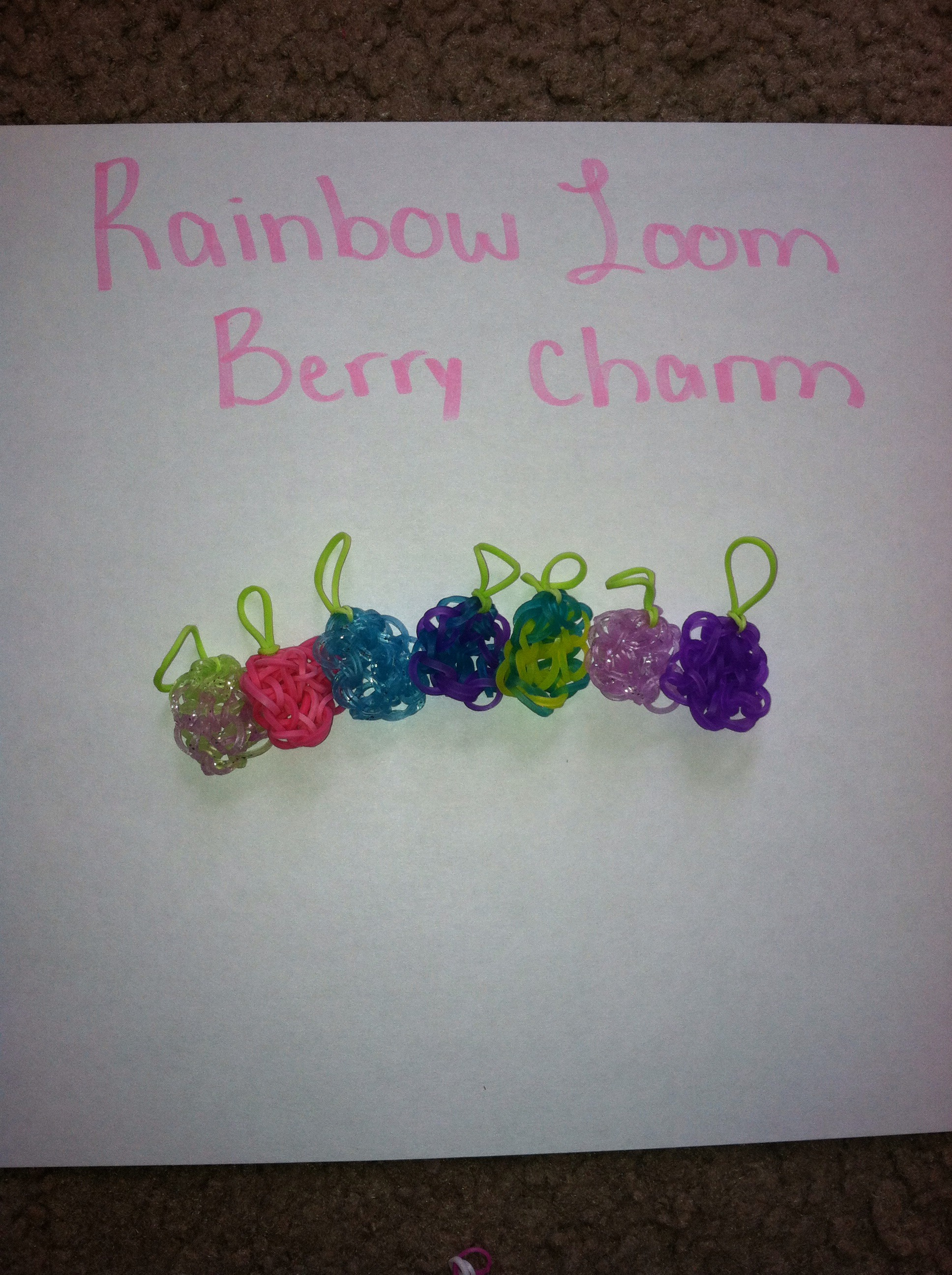 Picture of (RL) Berry Charm