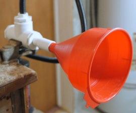 Easy PVC Fog Horn