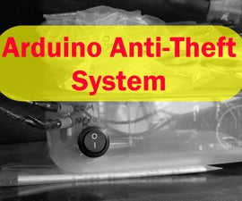 Protect your car with Arduino!