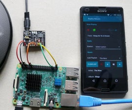 HQ Music Player and Internet Radio With Smartphone Control – Raspberry Pi, PCM5102A, Node-RED