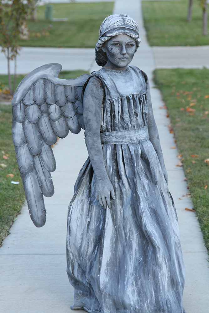 Picture of Weeping Angel or Statue Costume