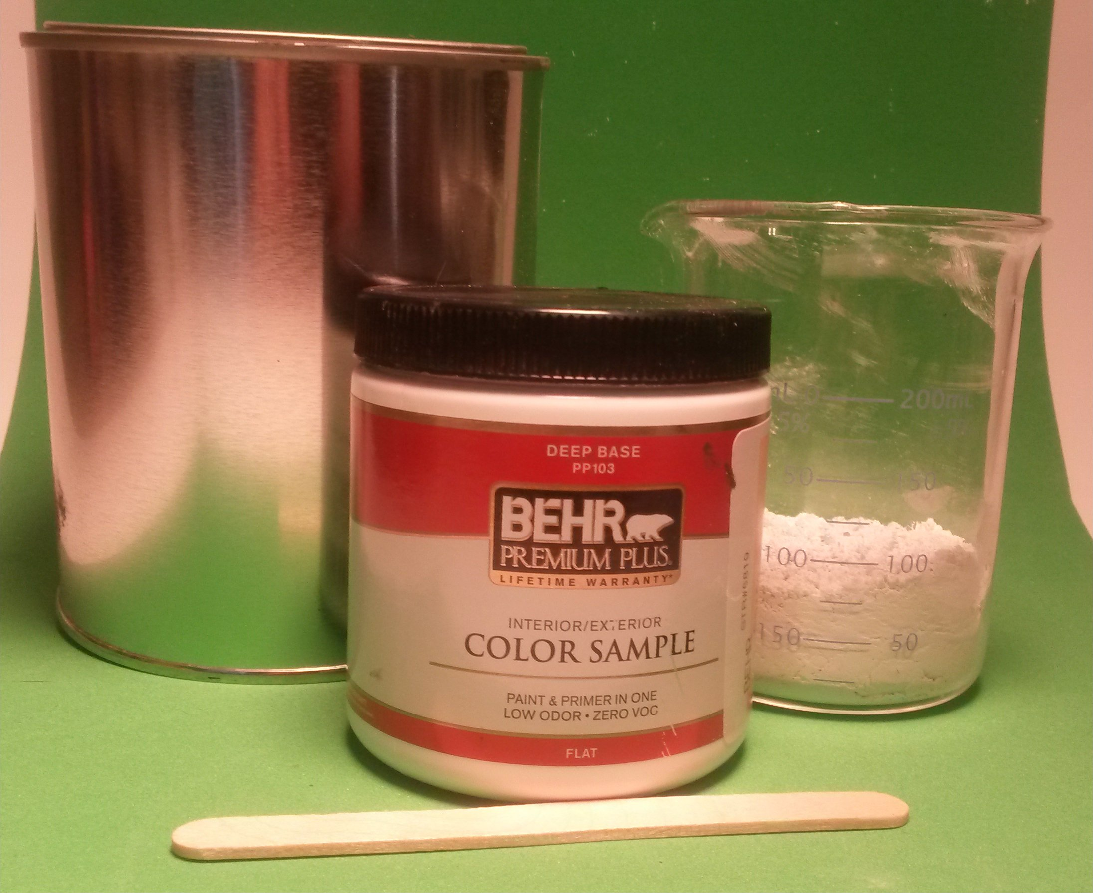 Picture of Silky Smooth DIY Chalk Paint Recipe