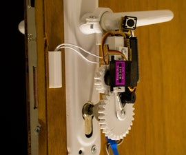 Modular Arduino-powered Fingerprint Door Lock