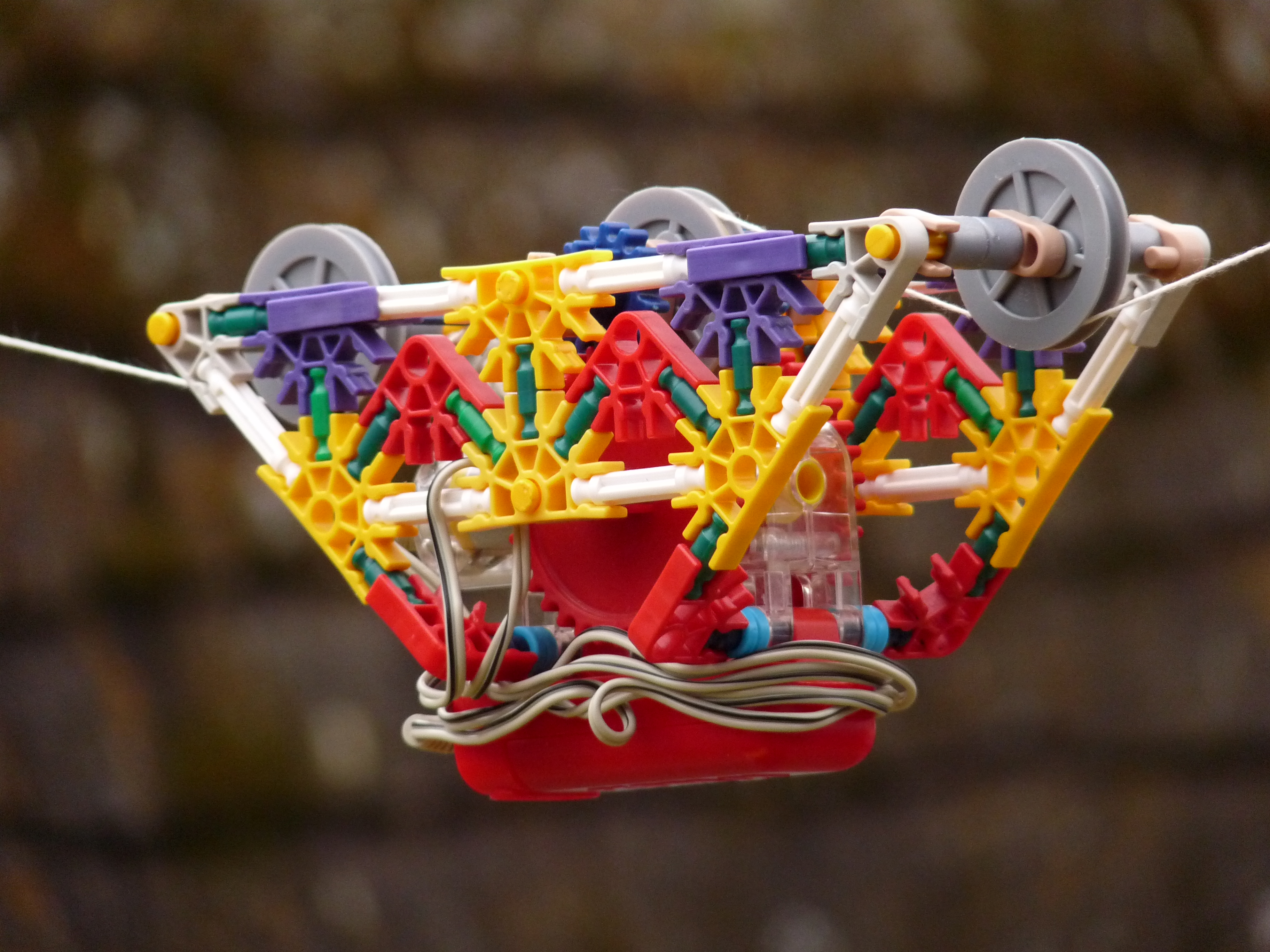 Picture of Knex Cablecar V2