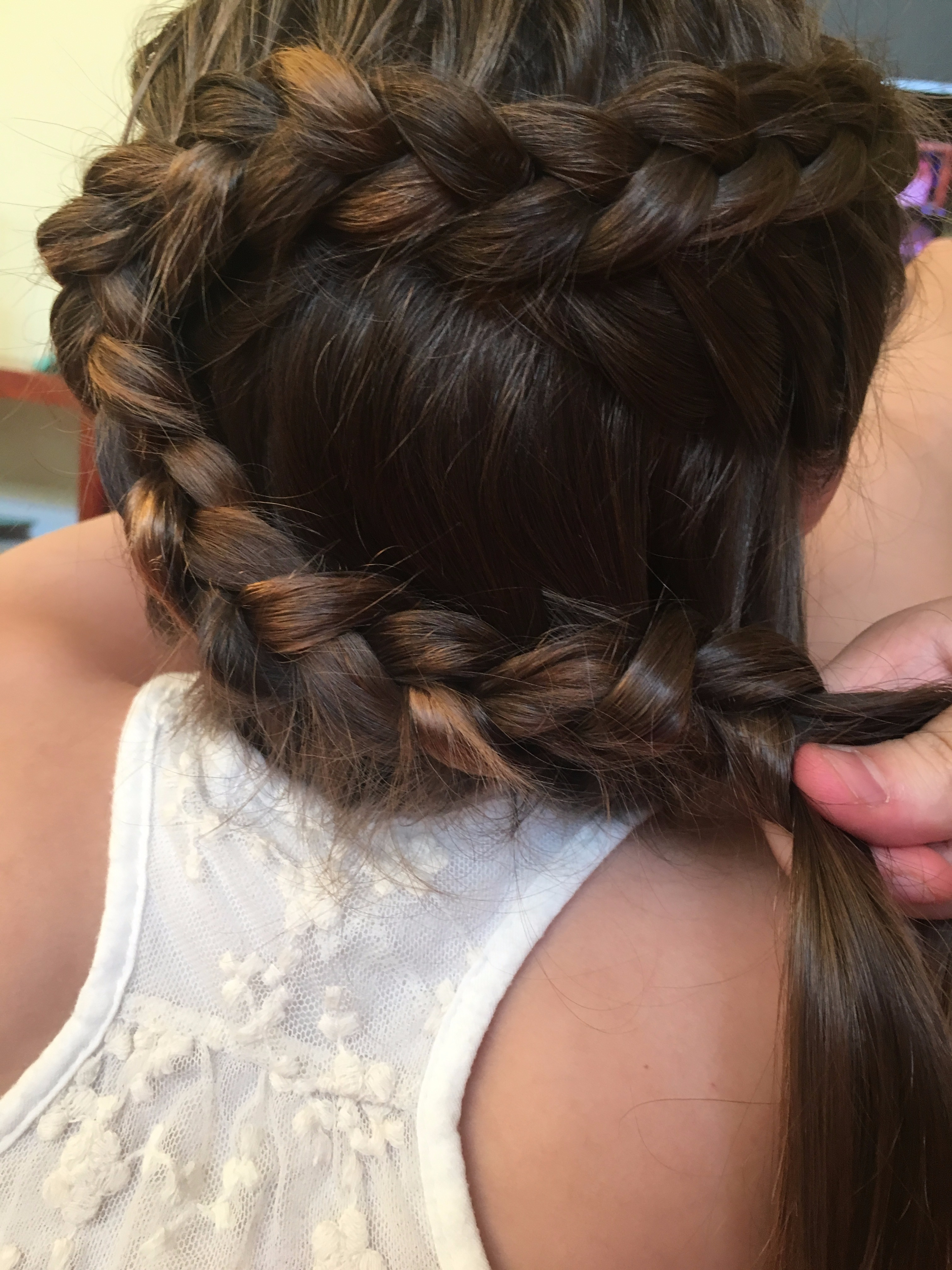 Picture of Finishing Off the Braid