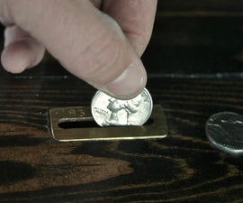 Coffee Coin Table