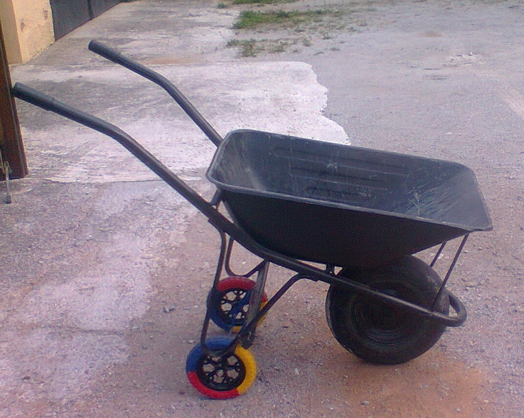 Picture of Improvement of Wheelbarrows