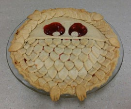 Hoot Owl Pastry
