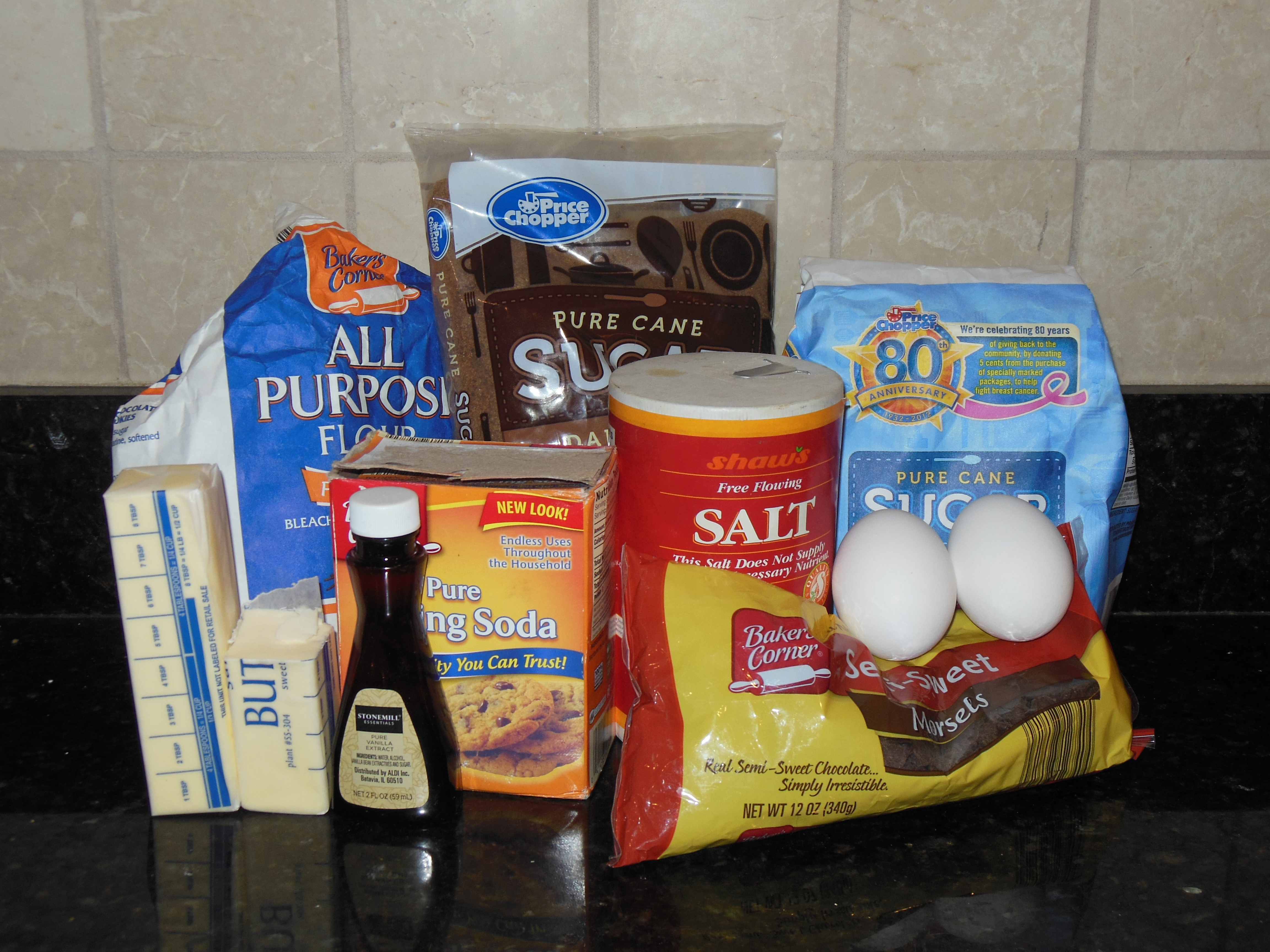 Picture of Gather the Ingredients