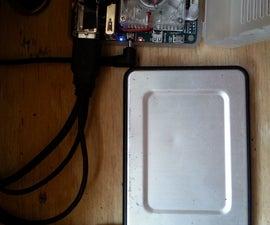 Odroid U3 LAMP Server with Seafile Cloud