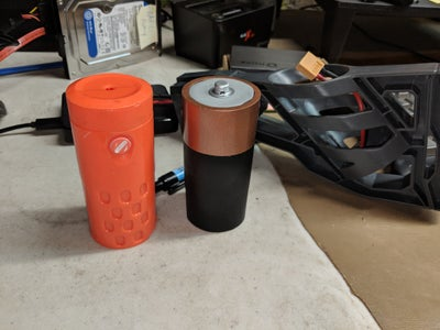 Build Your Battery Stock