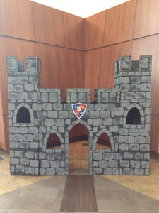 Photo Booth Castle for Highlands Kids