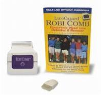 Picture of The Ultimate in Lice Removal: the Liceguard Robi Comb