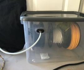 Airtight Dry Box for 3D Printer Filament
