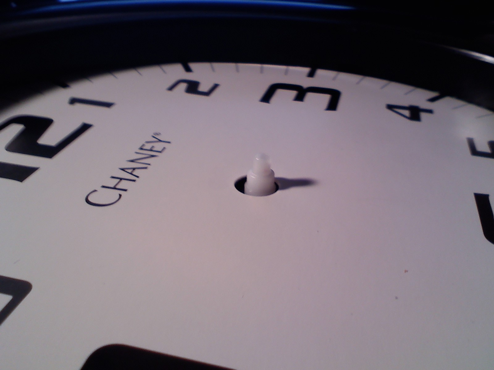 Picture of Disassembling the Clock