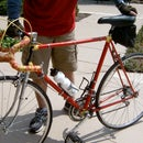 Repainting An Old Bicycle