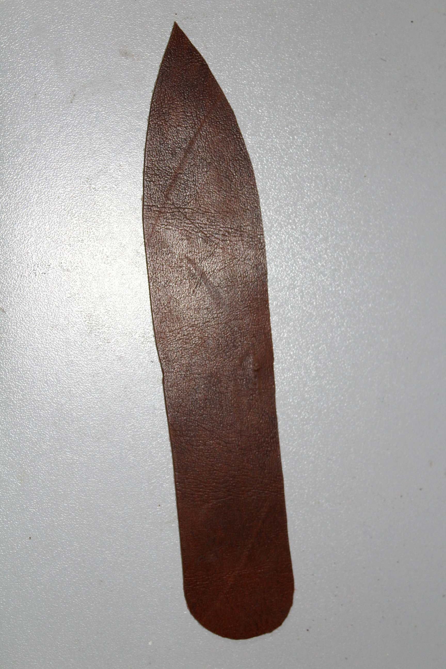 Picture of Sewing the Pack of the Knife