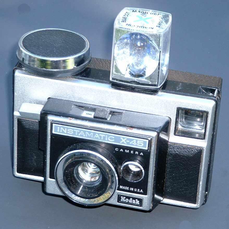 Picture of Kodak Instamatic X-45
