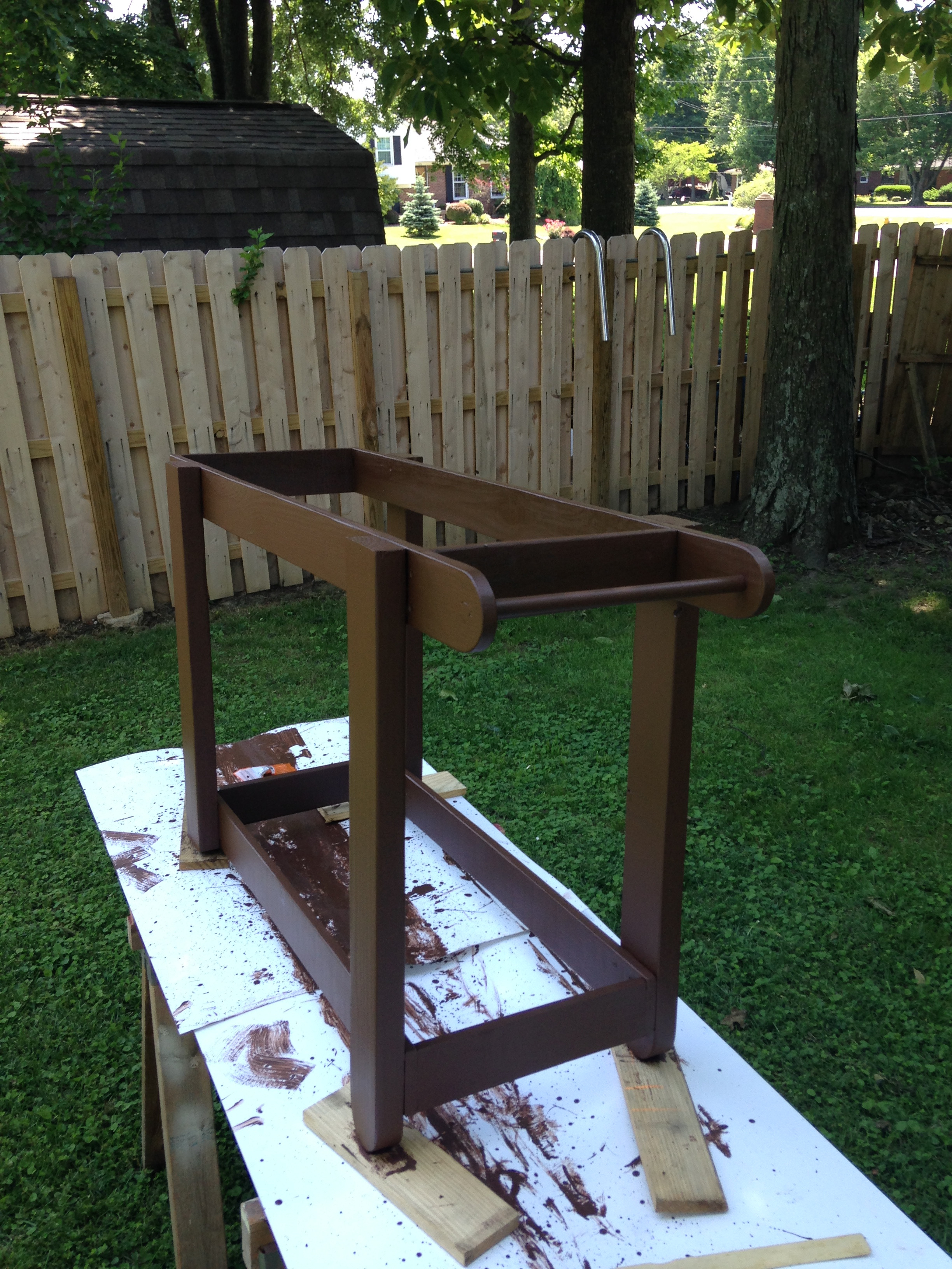 Picture of Step 3:   Paint Frame