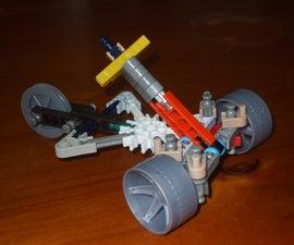 knex steering mechanism
