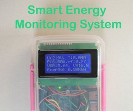 Smart Energy Monitoring & Control System (Edison Inside)