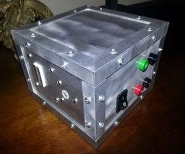 Heat-Variable Fan Controller with Custom Aluminum Enclosure