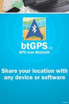 Picture of Getting Phone App Set Up and Receiving the GPS Data