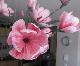 Paper Magnolia Mobile