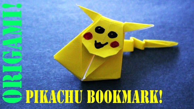 Pokemon Origami from the Best Generation Part 1 | 360x640