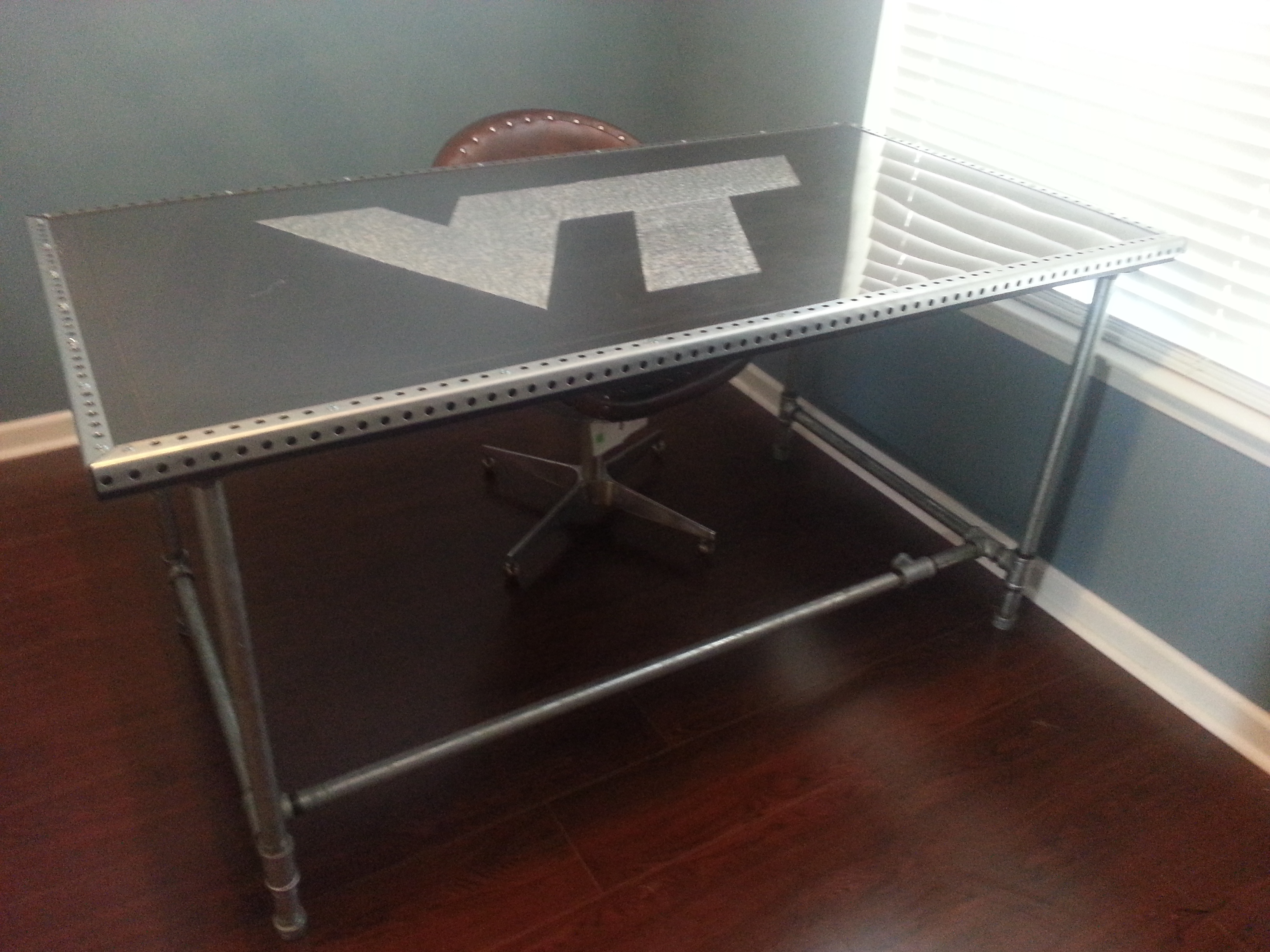 Picture of Aviator Inspired Desk