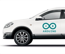 Build an Arduino Into a Nissan Qashqai to Automate Wing Mirror Folding or Anything Else