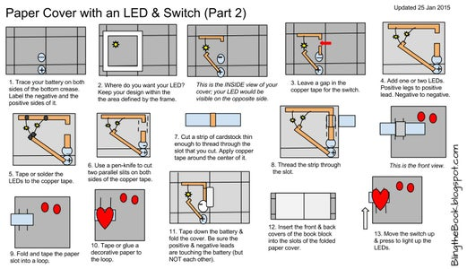 Create the Circuit and Switch