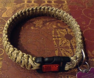 How To Make A Paracord Dog Collar