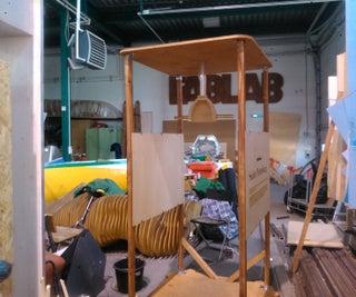 Periscope Booth (work in Progress)