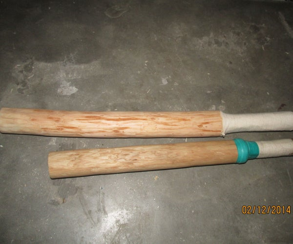 10 Minute Hardwood Survival Club (doubles As a Mallet)