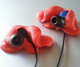 Easy Custom Fit Earphones. Perfected