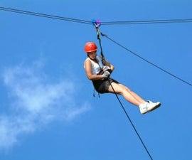 building a zipline