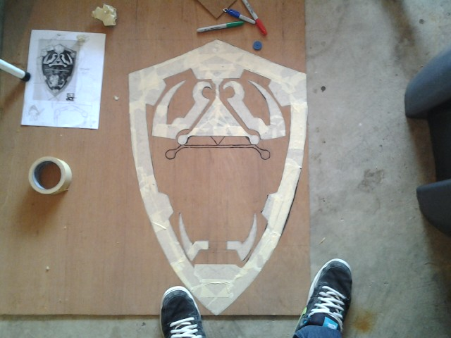 Picture of Draw Sheild