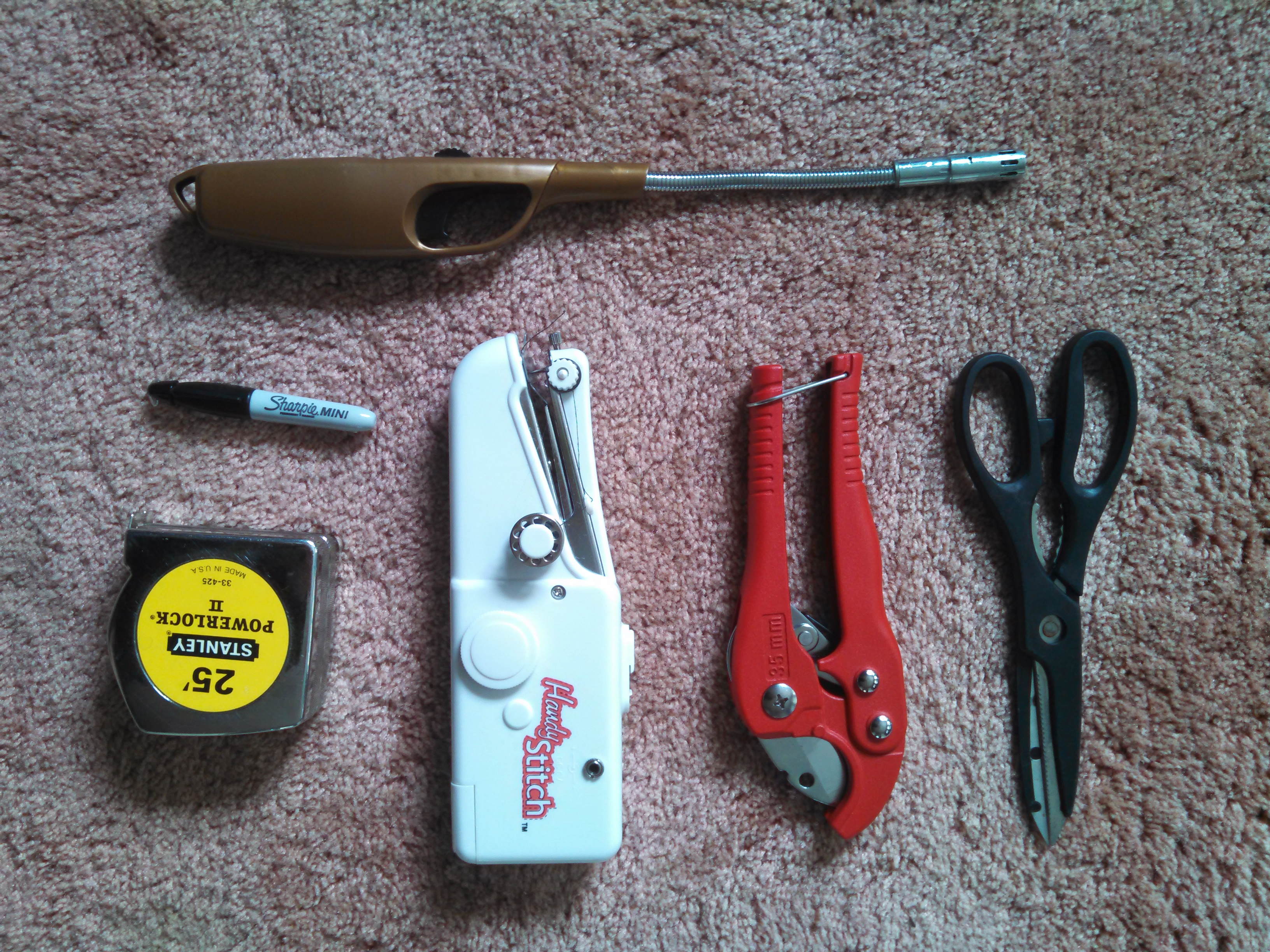 Picture of Materials/tools
