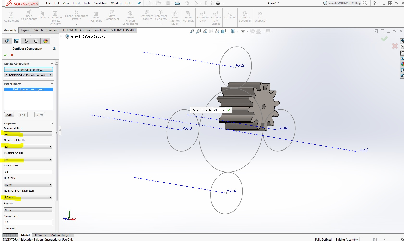 Picture of Part 3: Generating Gears