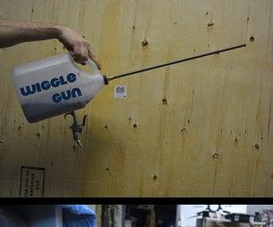 FULLY AUTOMATIC BB WIGGLE GUN!!!!