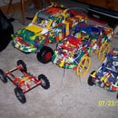 my knex vehicles
