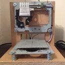 CNC Laser Engraver.