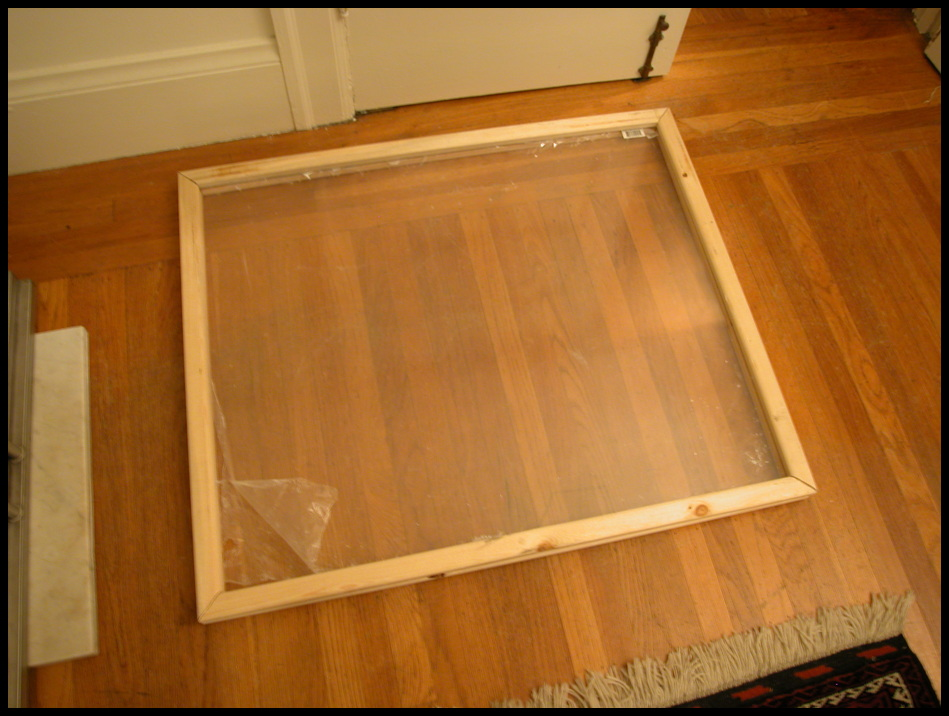 Picture of Screen Frame
