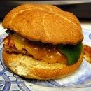 Poblano Chicken Burgers With Hacienda Margaritas