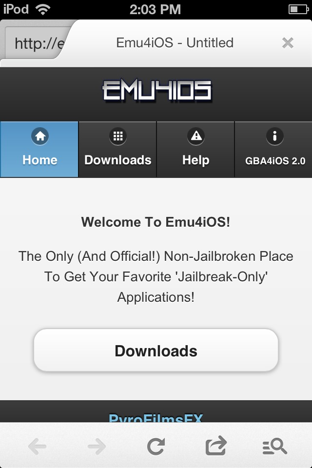 Picture of Http://emu4ios.weebly.com/