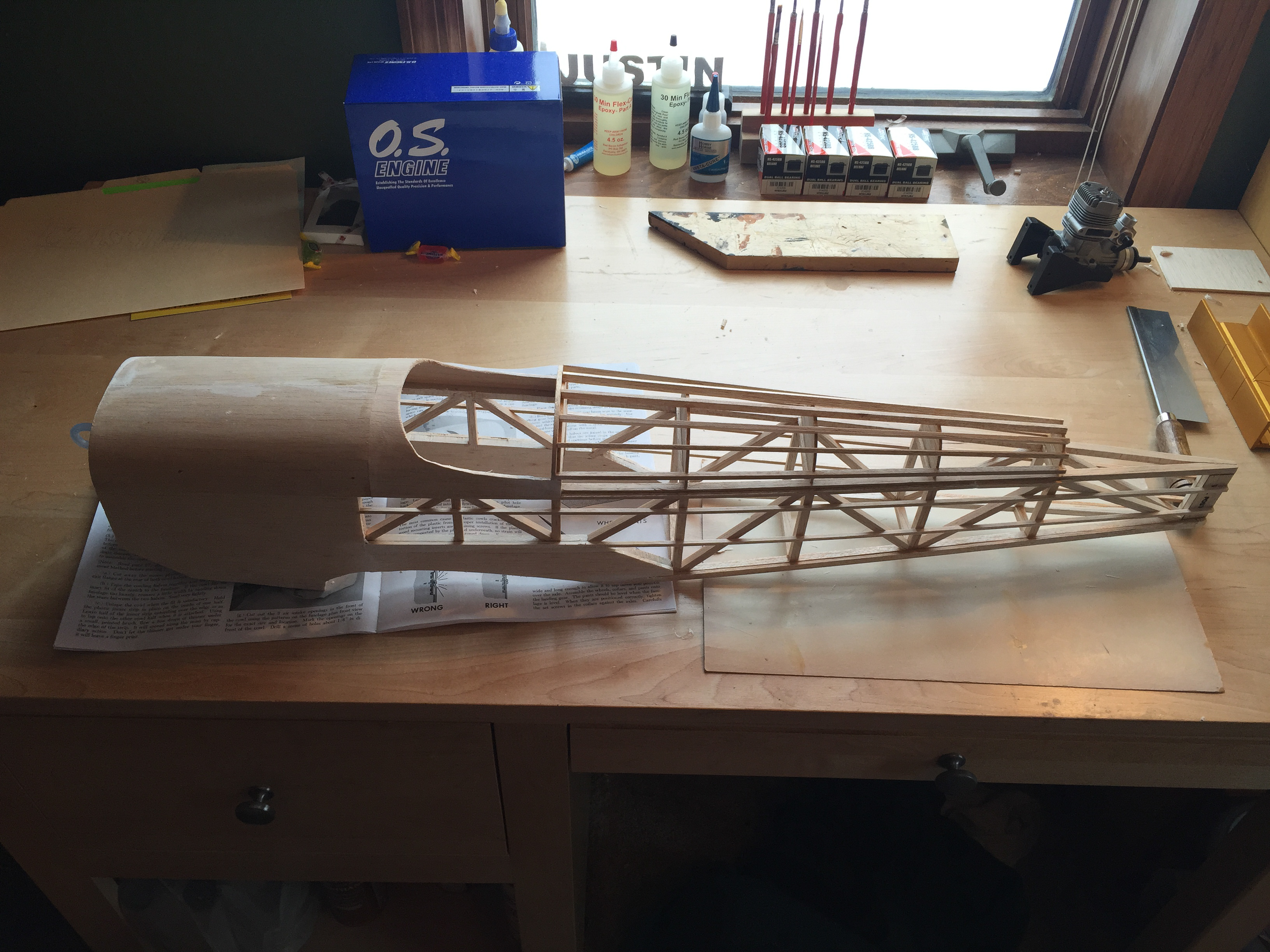 Picture of Fuselage Sheeting