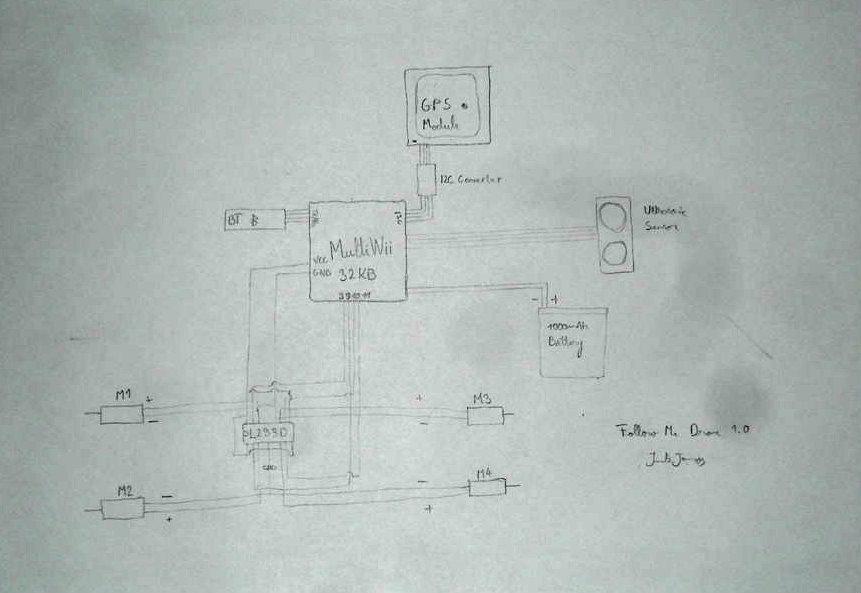 Picture of Circuit Schemantic